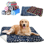 Printed Pet Bed Mat