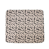 Absorbent Urine Pet Pads Bone Print