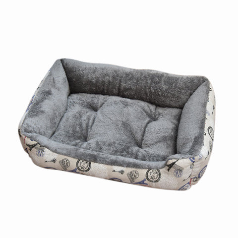 British Style Pet Bed