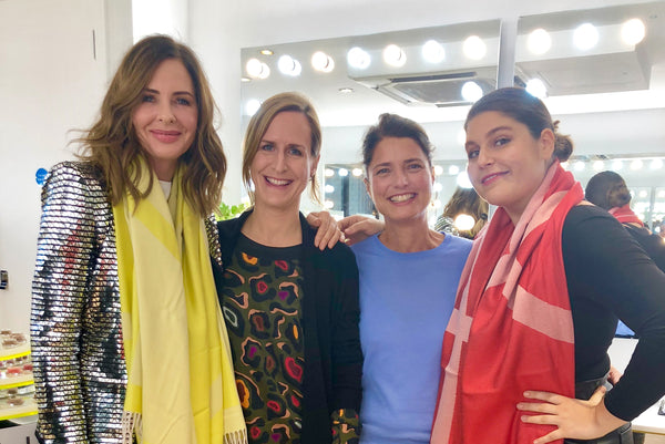 Blog Catharina Mende besuch bei Trinny London