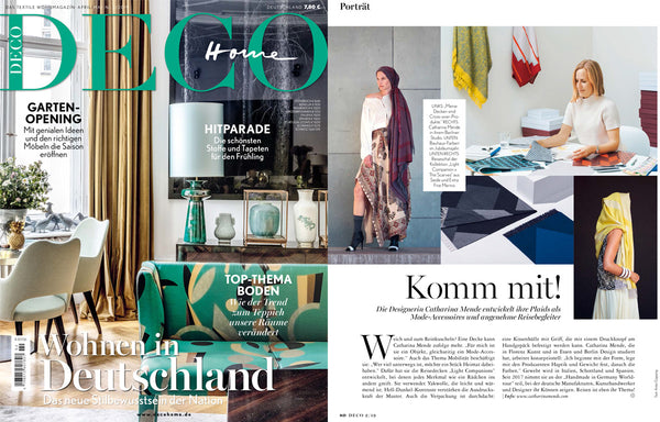Deco Home Magazin März 2019