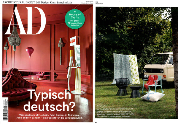 AD Magazin September 2019 Typisch Deutsch
