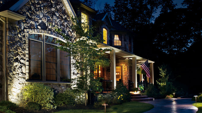 Kichler low voltage (12v) Landscape Lighting