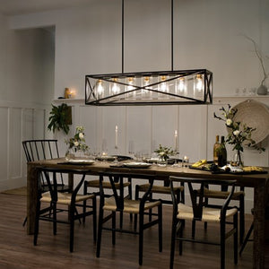 Linear or Oval Chandeliers
