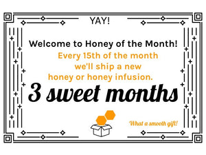 Honey of the Month Club