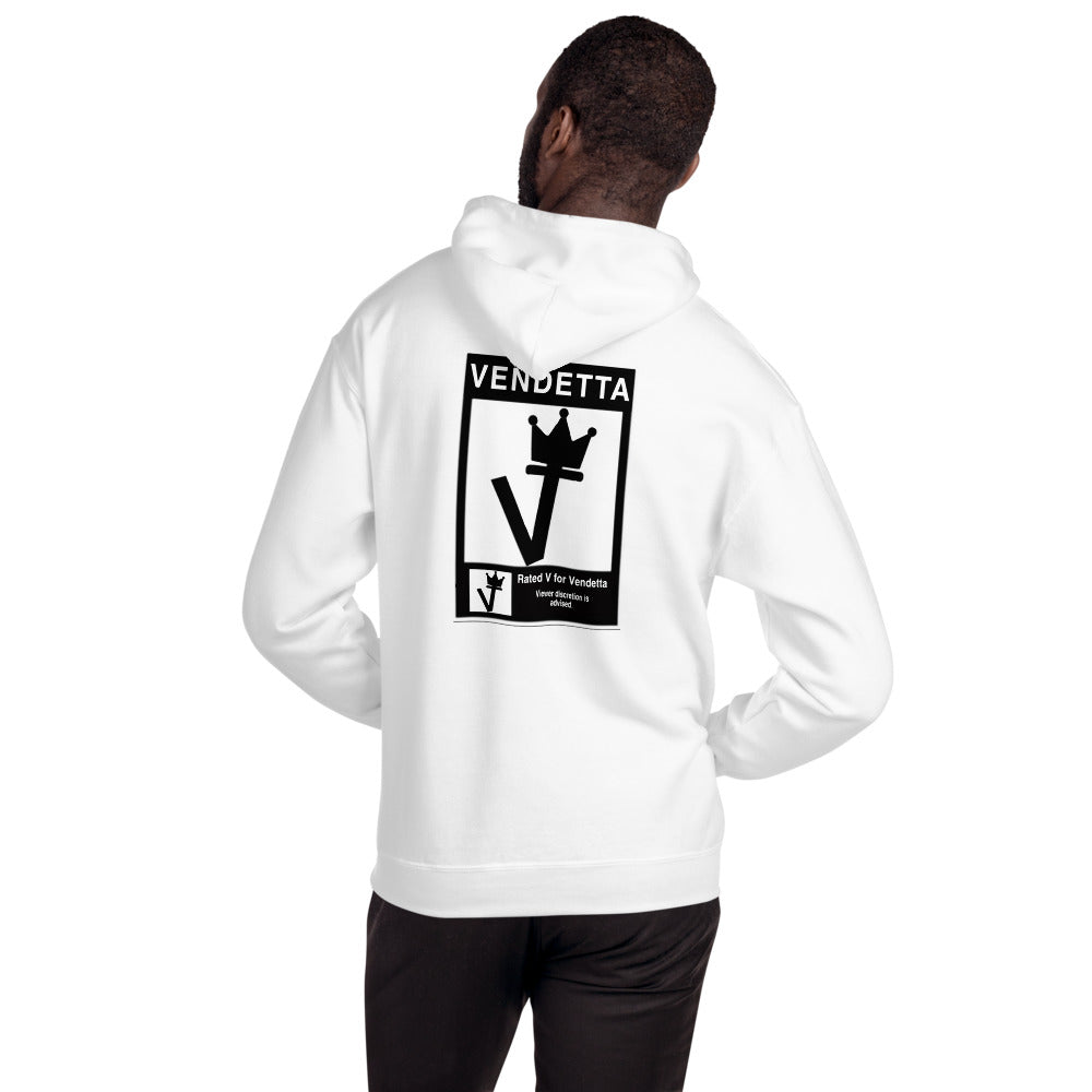 V for Vendetta | Unisex Heavy Blend Hoodie