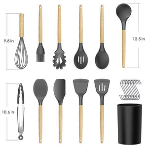 Size of Kitchen Tool Sets