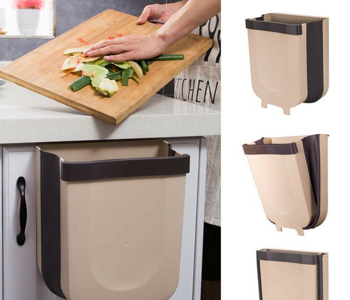 Cabinet movable Trash can online