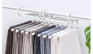 Trouser Hangers with Clips