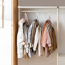 Load image into Gallery viewer, 2 PCS multi-function Hangers for Clothes Drying