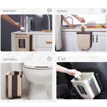 Load image into Gallery viewer, Buy Cabinet movable Trash can online