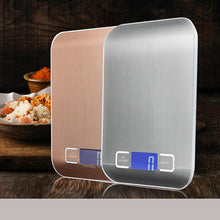 Load image into Gallery viewer, 10kg Capacity Ultra Slim Digital Kitchen Scale