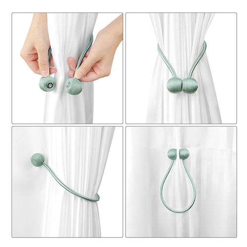 Curtain Magnetic strap UAE