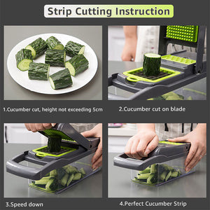 Strip Cutting Instruction