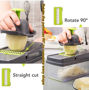 Perfect Potato Cutter