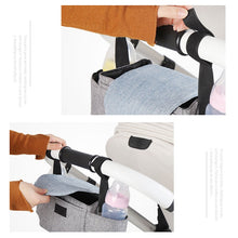 Load image into Gallery viewer, baby stroller organizer bag