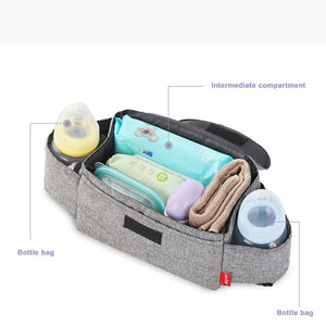 Multi-function Baby Stroller Organizer Bag