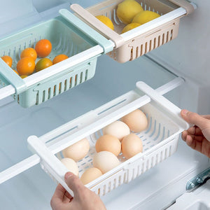 Adjustable Fridge Organizer Online
