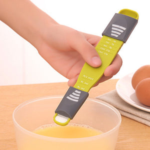 Double End Adjustable Measuring Spoon