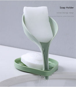 Soap Holder Leaf Soap Box