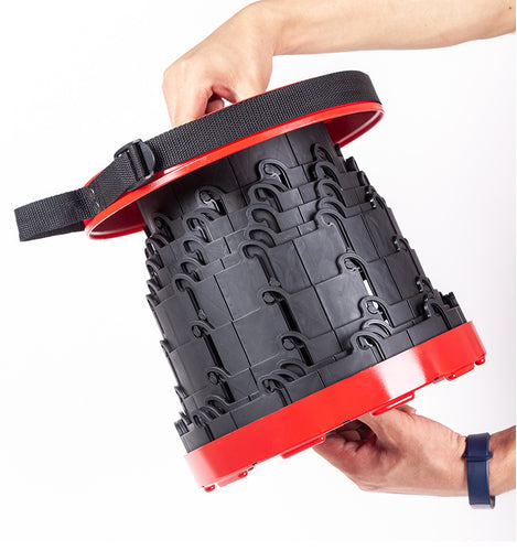 Retractable Multipurpose Folding Stool