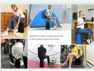 Easy to Use Folding Stool