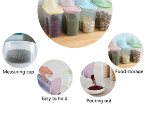 Features of Food Storage Cups