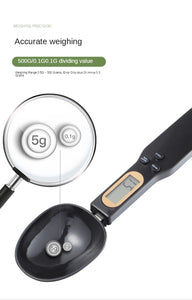500g Precision Digital Measuring Spoon With LCD Display