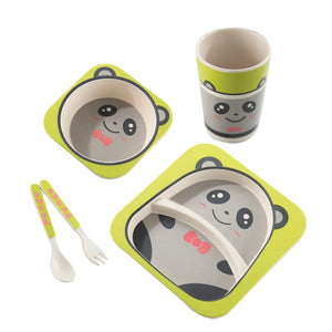 Kids Tableware Set Size