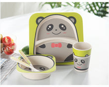Load image into Gallery viewer, Buy Kids Tableware Set - Green