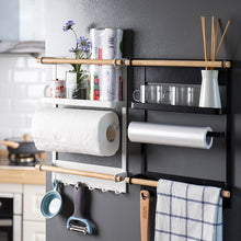 Load image into Gallery viewer, Shop Magnetic Refrigerator Side Rack