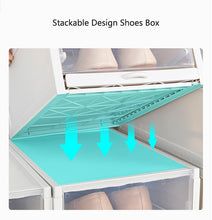 Load image into Gallery viewer, 3pcs/Set Push-pull Shoes Rack