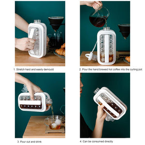 non-slip Ice Ball Maker