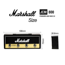 Load image into Gallery viewer, Marshall Guitar Keychain Holder