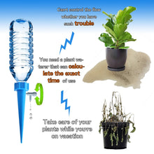 Load image into Gallery viewer, 6Pcs Watering Garden Auto-Drip Irrigation System