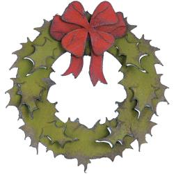 Sizzix Tim Hiltz Holiday Wreath  die 658264