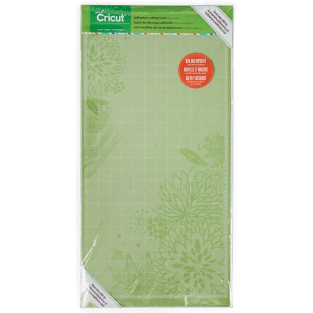 "Cricut Cutting Mat 12""X24"" 2/Pkg Standard Grip"