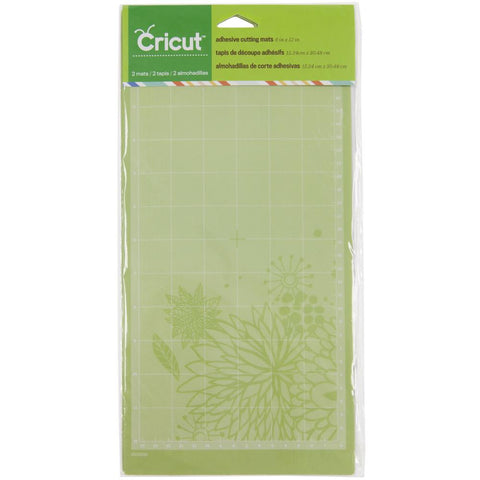 "Cricut Cutting Mats 6""X12"" 2/Pkg StandardGrip"