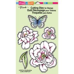 Stampendous Lovelly Garden Die Cut Set