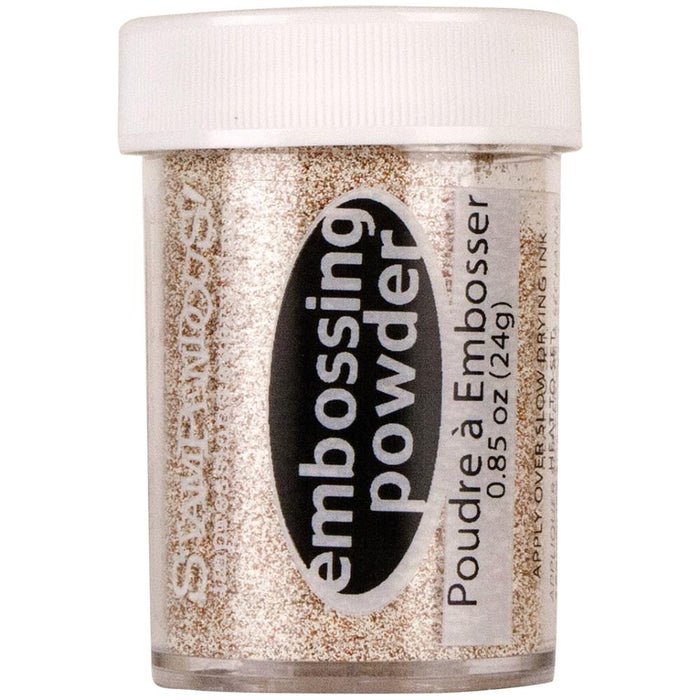 Stampendous Embossing Powder .85oz Golden Sand Opaque