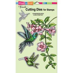 Stampendous DCS5072 Hummingbirds Die Cut Set