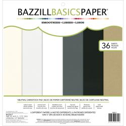 "Bazzill Basics Paper Smoothies 12""x12"""