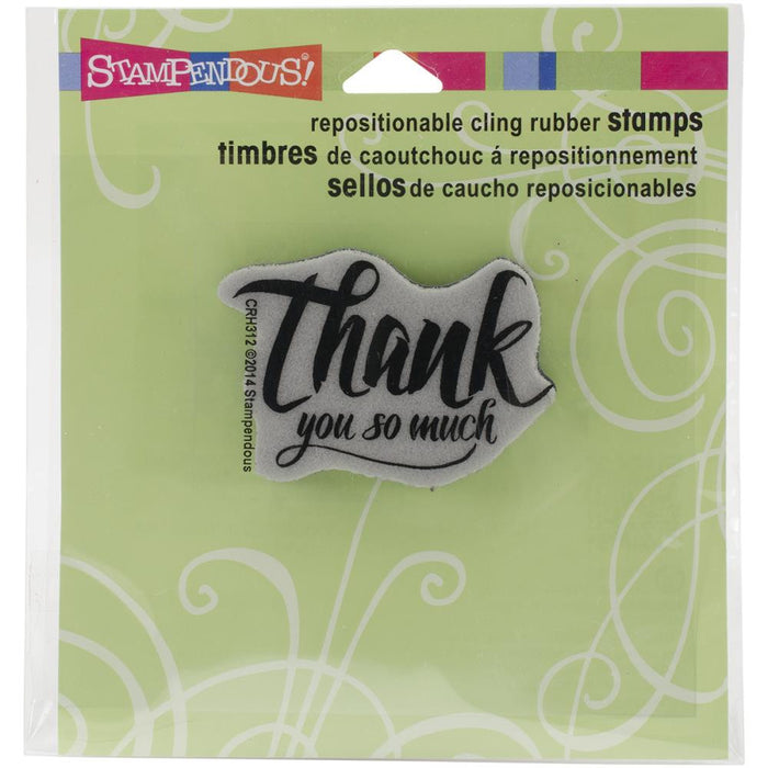stampendous Thank you