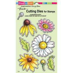 Stampendous Cutting Die DCS5082 Daisy Mix