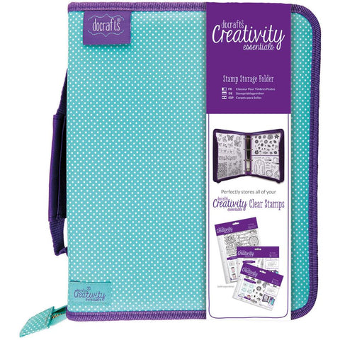 Creativity Essentials Stamp Storage Folder