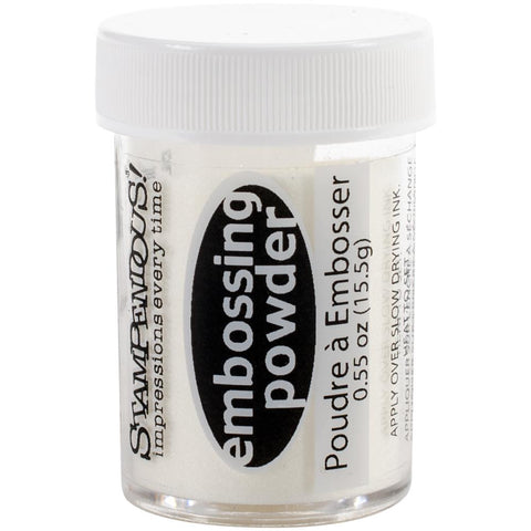 Stampendous Clear Embossing Powder .55oz