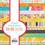 "BoBunny 6""x6"" Paper Pad Believe Collection"