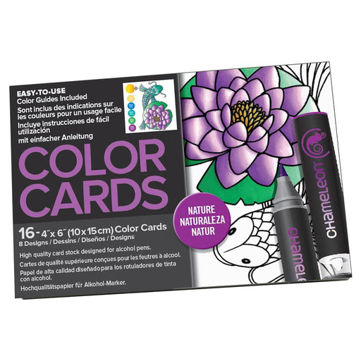 Chameleon Color Cards Nature