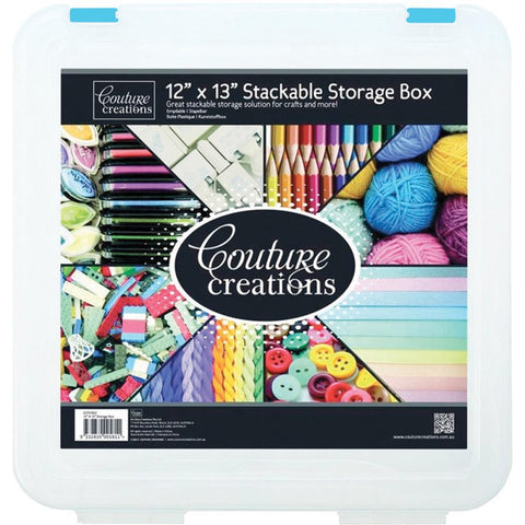 Couture Creations Stackable Storage Box