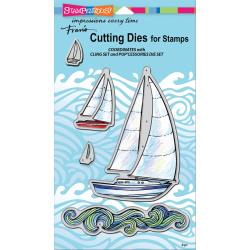 Stampendous Cutting Die DCS5089 Sailboat